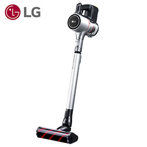 107/06/30前送好禮 LG CordZero™ A9 無線吸塵器 A9BEDDINGX (晶鑽銀)
