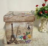 禮盒  超大號方形手提禮品盒禮物包裝水果禮盒正方形零食禮盒大號收納箱 萌萌小寵