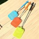 不銹鋼伸縮大號蒼蠅拍滅蚊拍環保塑料蒼蠅拍隨意拍滅蒼蠅捕蒼器驅LX 智慧 618狂歡