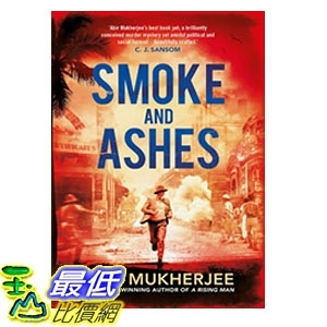 2018 amazon 亞馬遜暢銷書 Smoke and Ashes