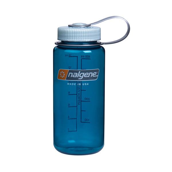 [Nalgene] 寬嘴水壺 T-0.5L 鱒魚綠 (2178-2316)