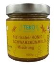 TEKO~黑種草油蜂蜜500ml/罐