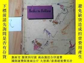 二手書博民逛書店Paths罕見to FollowY15335