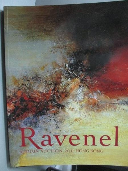 【書寶二手書T2/收藏_YBY】Ravenel Autumn Auction 2011 HK_2011/11/28
