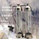 高質感研磨罐x2+4in1開罐器-希臘廚具同款/旋轉式/不鏽鋼/胡椒罐/研磨罐/調味罐/研磨瓶/開罐器