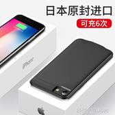 iphone6背夾式行動電源蘋果6S電池7plus專用8P超薄7手機殼無線沖sp