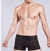 夏季冰絲莫代爾四角內褲男士加肥佬加大碼純棉感寬鬆大號平角褲頭 小巨蛋之家