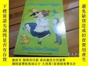 二手書博民逛書店Mrs.罕見Piggle-Wiggle 皮格爾太太——威格爾Y2