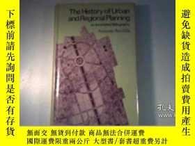 二手書博民逛書店The罕見History of Urban and Region