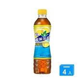 雀巢茶品檸檬茶 530ml*4【愛買】