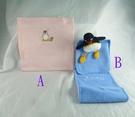 【震撼精品百貨】Pingu 企鵝家族~布提袋-粉/捲筒面紙套【共1款】