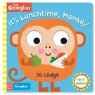 It's Lunchtime, Monkey 猴子的午餐時光操作書