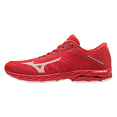 Mizuno Wave Shadow 3 [J1GC192707] 男 慢跑鞋 馬拉松 運動 吸震 避震 穩定 彈性 紅