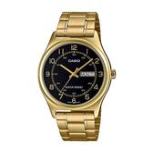 CASIO 卡西歐 手錶專賣店 MTP-V006G-1B VDF 男錶 指針錶 不鏽鋼錶帶 日期/星期 防水 全新