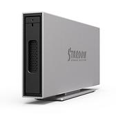 Stardom i310-B31+ 3.5吋 2.5吋 USB3.1 Gen2 10Gbps Typce-C 1bay 硬碟外接盒 銀色
