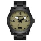 【萬年鐘錶】NIXON 百搭錶款 CORPORAL SS  不鏽鋼  防水 A346-3094