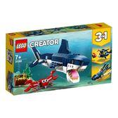樂高LEGO CREATOR 深海生物 31088 TOYeGO 玩具e哥