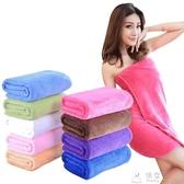 浴巾美容院專用加大厚毛巾浴巾套裝成人兒童男女比純棉柔軟吸水不掉毛 俏女孩