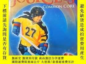 二手書博民逛書店Journeys:罕見Common Core 5 和 6【2本合