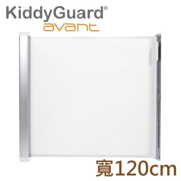 瑞典Lascal KiddyGuard®Avant™ 多功能隱形安全門欄(120cm) 白色| 麗兒采 ...