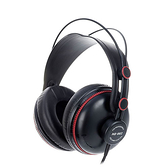 Superlux 舒伯樂 HD-662 黑紅色 專業 耳罩式耳機