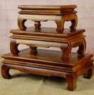 非洲酸枝木彎腳底座 紅木底座 木雕藝品 ...