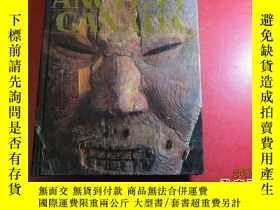 二手書博民逛書店Ancient罕見Canada 英文原版,精裝彩色圖文本Y209