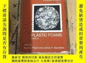 二手書博民逛書店Plastic罕見Foams PART2Y11418 Kurt