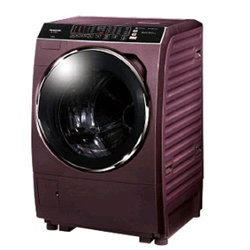 Panasonic國際牌 NA-V168DDH-V(晶燦紫)  15公斤洗脫烘滾筒