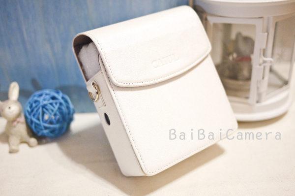 BaiBaiCamera 富士 SHARE SP-1 SP1 拍立得底片列印機 專用皮套 另售拍立得空白底片 皮革套
