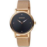 瑞士WENGER Urban Donnissima系列炫燦時光時尚腕錶 01.1721.102