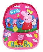 【卡漫城】 Peppa 帽子 佩佩豬 Pig 太陽 雲朵 豬小弟 兒童 遮陽帽 網球帽 棒球帽