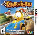3DS Garfield Kart 加菲貓賽車(美版代購)