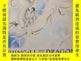 二手書博民逛書店1931年初版,Ching-Li罕見and The Dragon