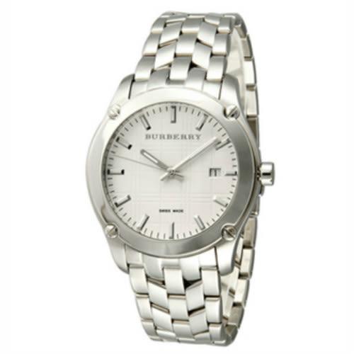 BURBERRY時尚優雅型女仕手錶 BU1853