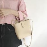 簡約小包包手提包小清新單肩斜挎女包