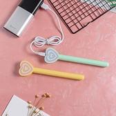 捲髮棒 迷你USB夾板插電式劉海卷發棒直卷兩用直發女迷小型直板夾直發器 歐歐