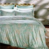 【名流寢飾家居館】雅韻情調.100%天絲.60支.超柔觸感.標準雙人床罩組