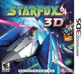 3DS Star Fox 64 3D 星戰火狐 64 3D(美版代購)