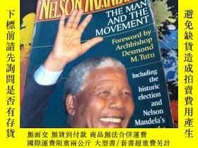 二手書博民逛書店Nelson罕見Mandela: The Man And The