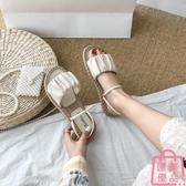 平底鞋涼鞋女休閒潮流夏季時尚百搭女鞋【匯美優品】