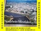 二手書博民逛書店Nordrhein-Westfalen罕見im Farbbild(8開精裝畫冊)Y2791 出版1993
