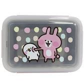 卡娜赫拉不鏽鋼隔熱方餐盒-搓臉【愛買】
