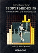 二手書博民逛書店《Color Atlas and Text of Sports Medicine in Childhood and Adolescence》 R2Y ISBN:0723417008