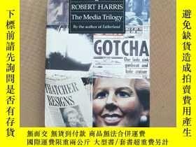 二手書博民逛書店The罕見Media Trilogy by the author
