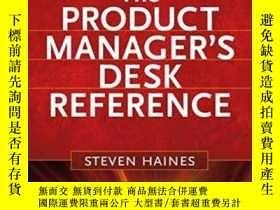 二手書博民逛書店The罕見Product Manager s Desk Refe