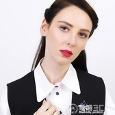 胸針胸針韓版藍色仿水晶胸花別針韓國時尚名媛優雅披肩開衫扣針  聖誕節免運