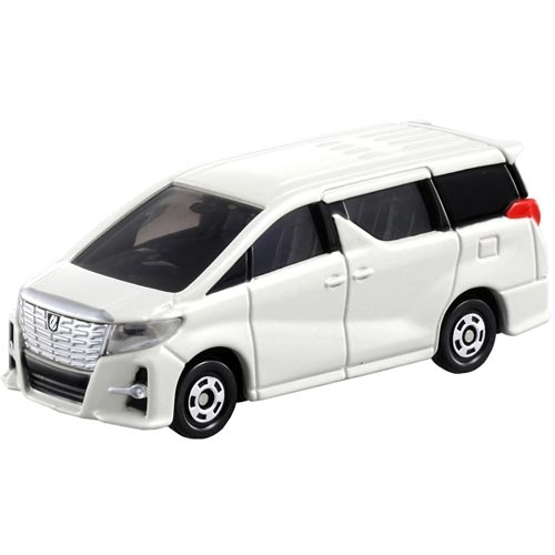 TOMICA 多美小汽車NO.012 豐田Alphard_TM012A