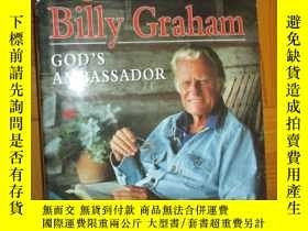 二手書博民逛書店Billy罕見Graham, God s Ambassador: