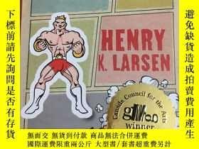二手書博民逛書店THE罕見RELUCTANT JOURNAL OF HENRY K.LARSENY17030 Susin Ni